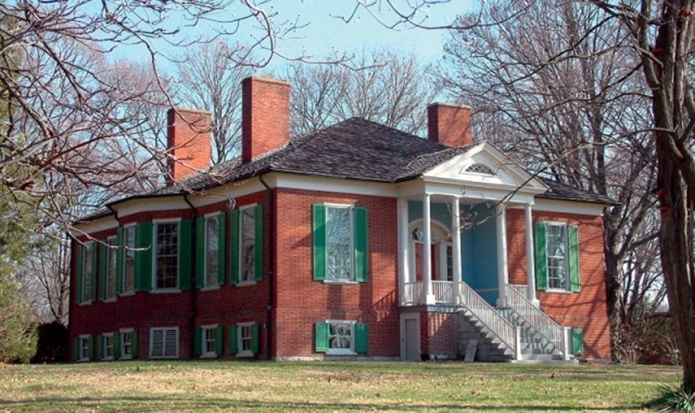Farmington Historic Plantation