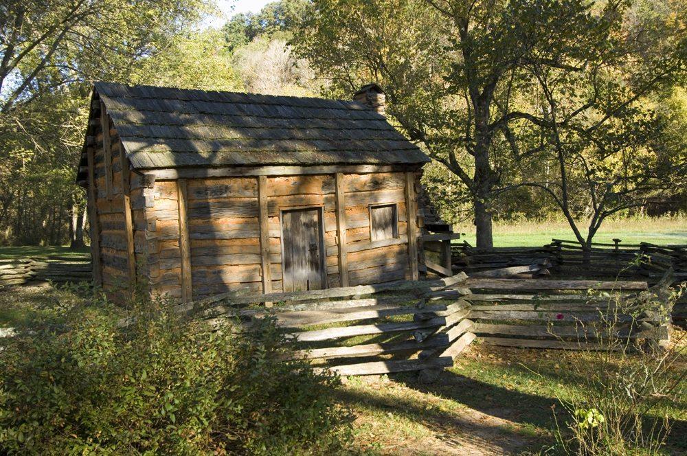 Abraham Lincoln Boyhood Home At Knob Creek Kentucky