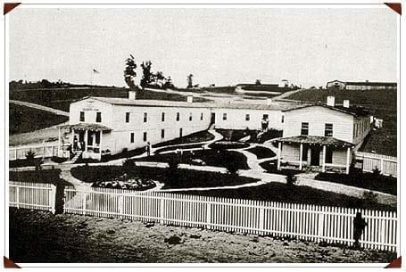 Camp Nelson Civil War Camp